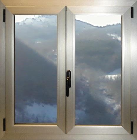 Finestre in alluminio infissi genova garrone serramenti for Tipi di finestre
