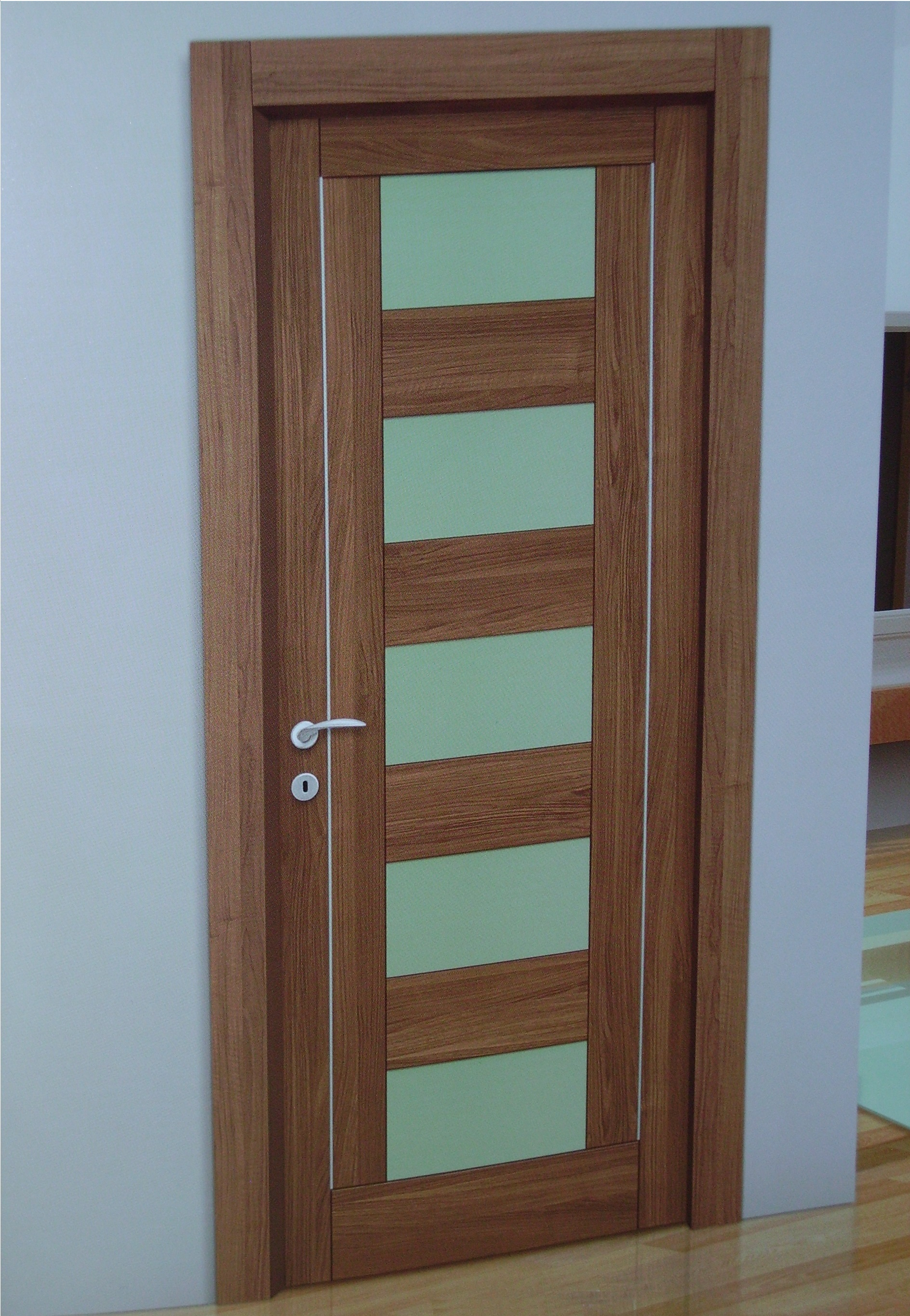 Porte interne infissi genova garrone serramenti - Porta interna vetro ...