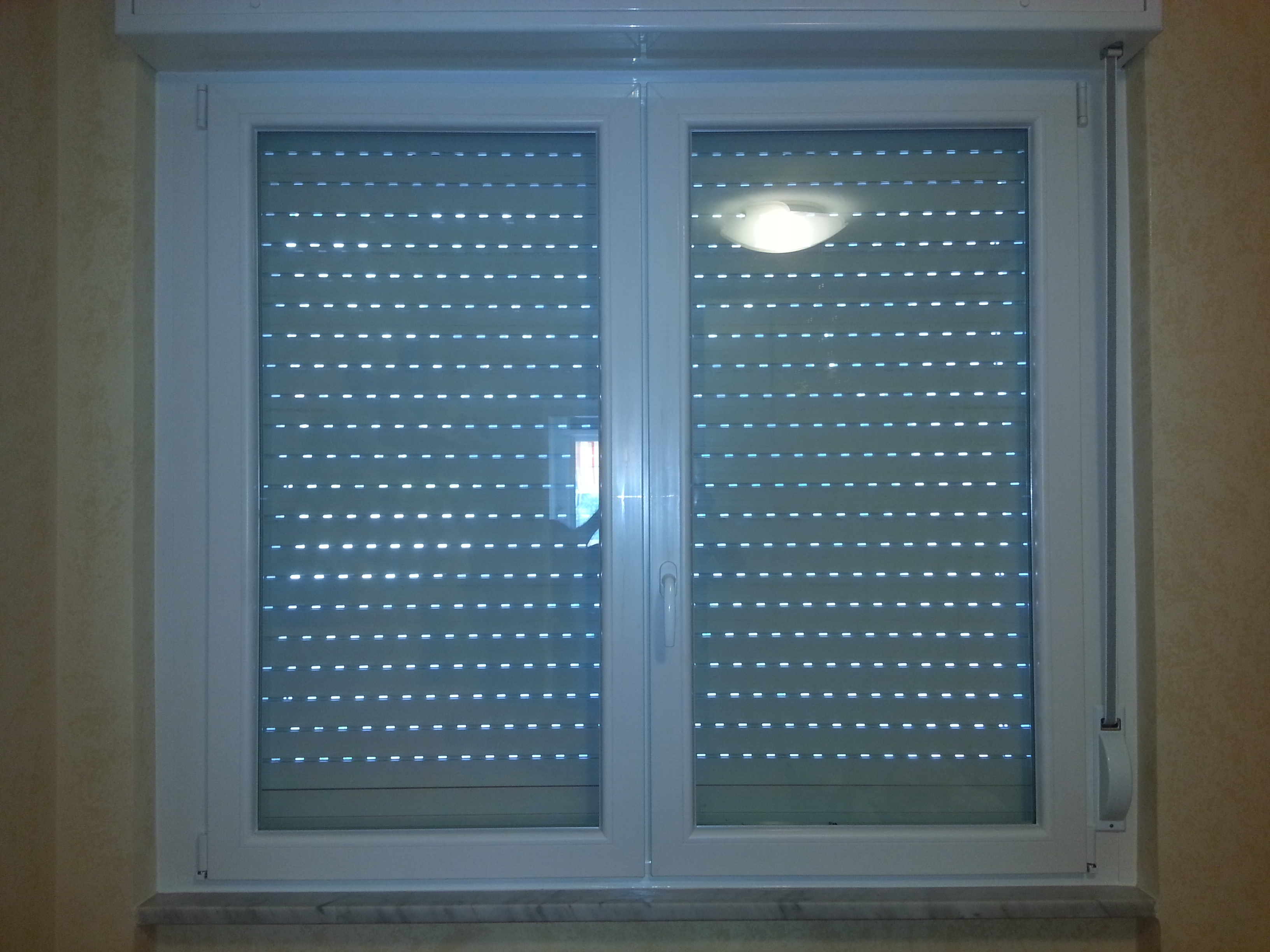 Nostri lavori finestre monoblocco infissi genova garrone serramenti - Finestre monoblocco prezzi ...