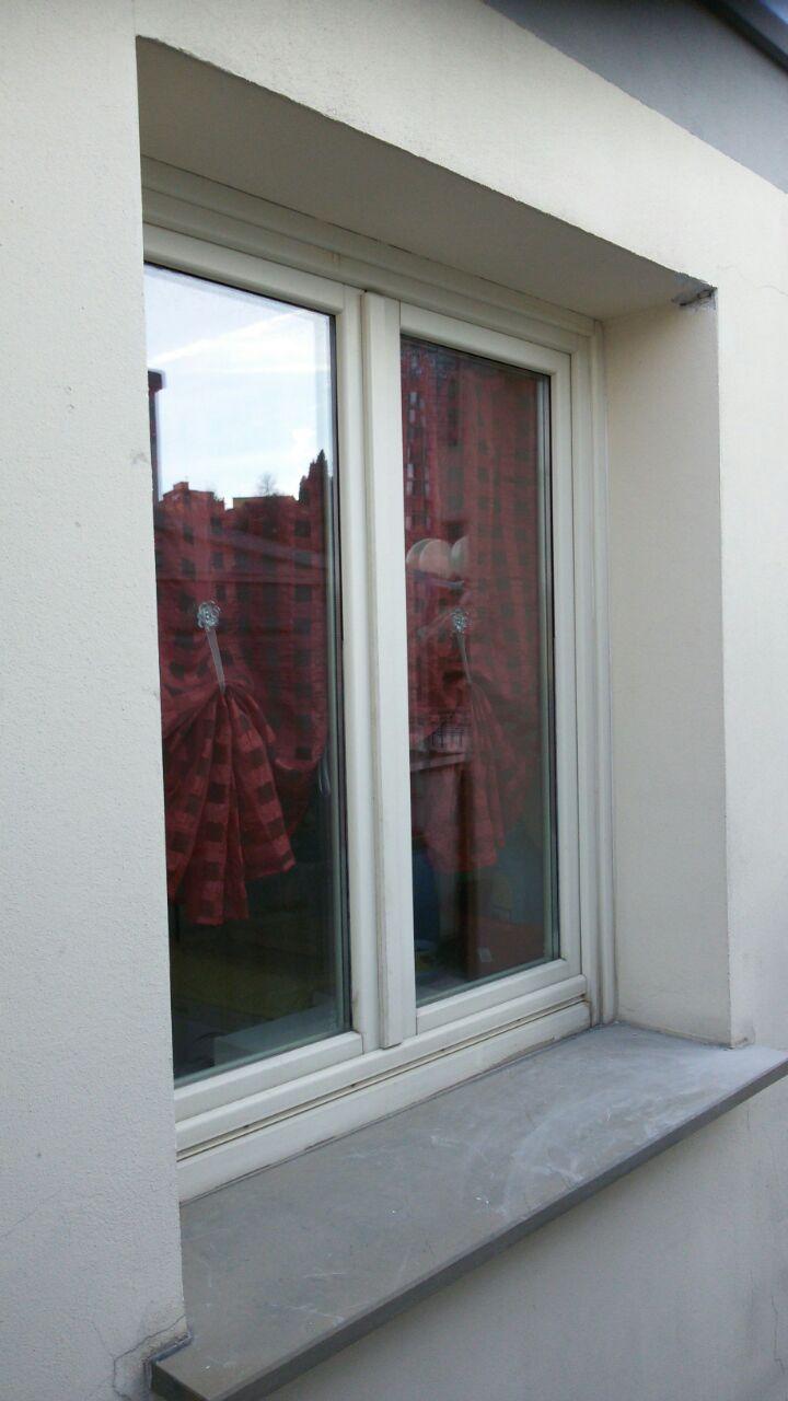 Nostri lavori installazione finestre e persiane con telaio infissi genova garrone serramenti - Finestre pvc genova ...