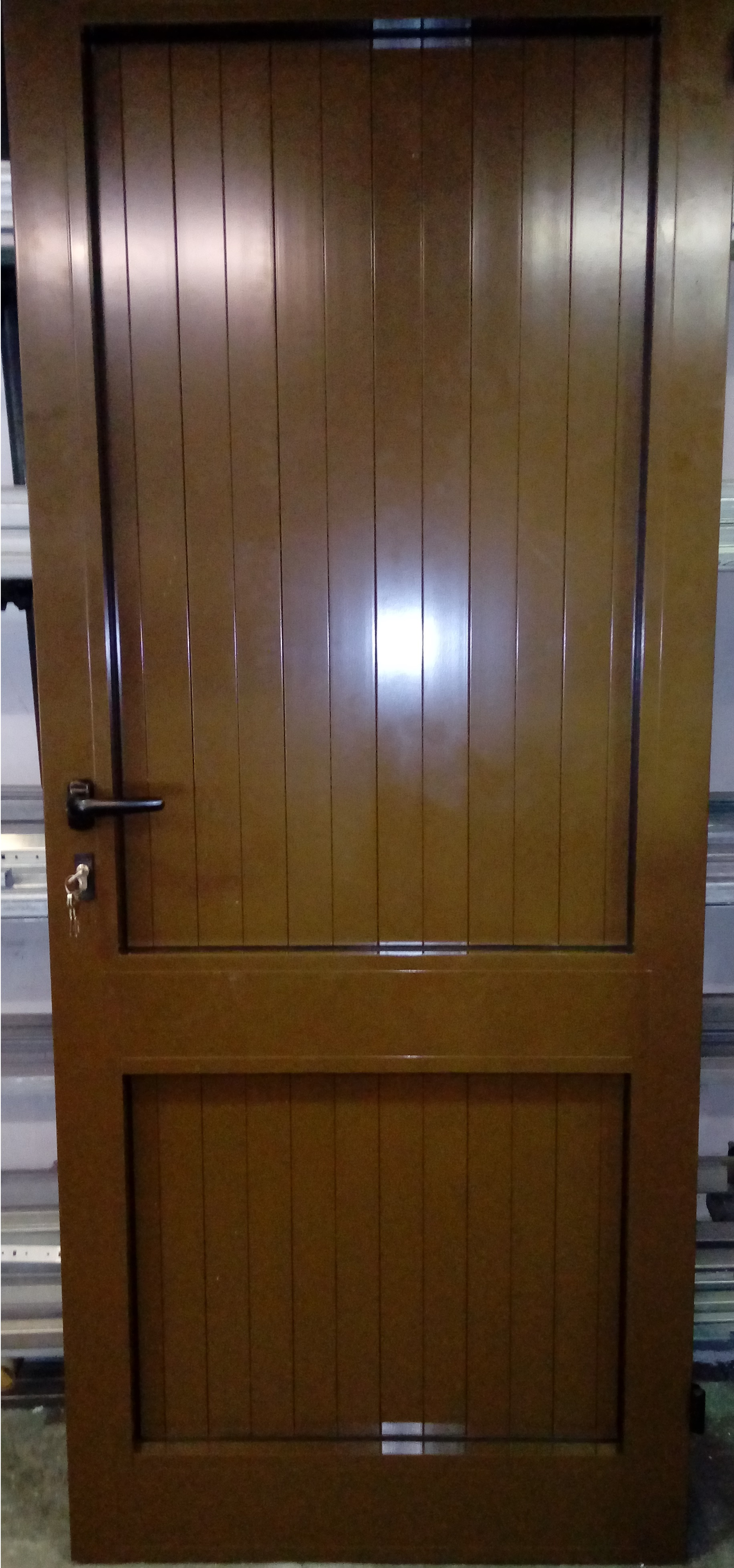 Porta in alluminio garrone infissi genova garrone serramenti - Porte e finestre genova ...
